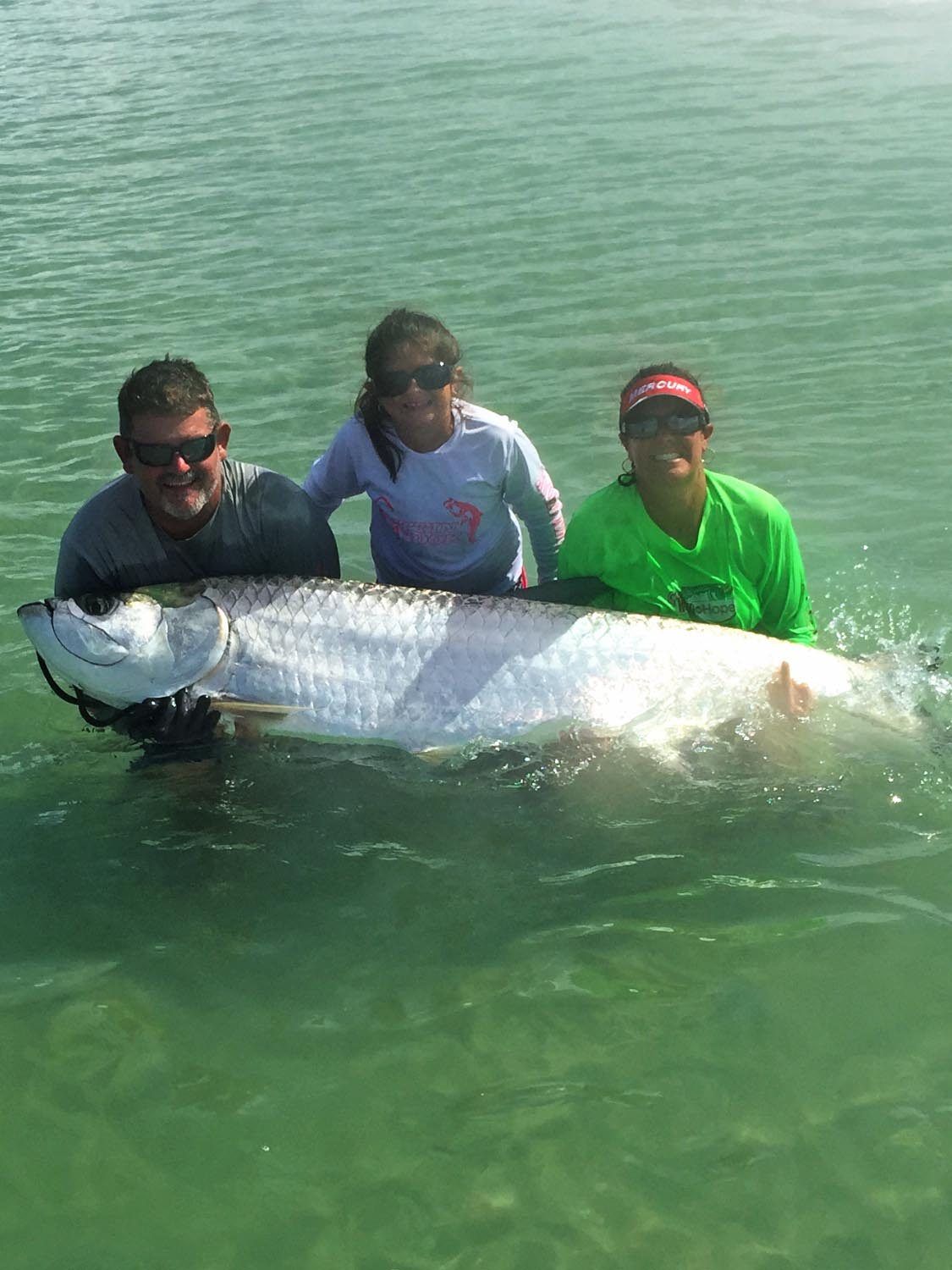 Tarpon fishing charters capt rick silkworth for Tarpon fishing charters